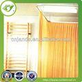 Pistes rideau médicaux/aluminium rideau rail