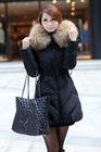 woman clothing fur hoodie of cheap