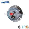 Medidor de pressão elétrica contato