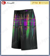 usa mens dazzle sublimated basketball shorts
