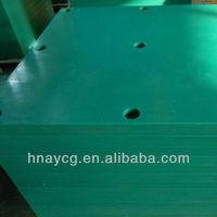 UHMWPE Plastic Perforated Slab