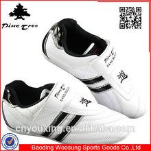 top quality China bulk wholesale bright color Tpr outsole sport taekwondo shoes