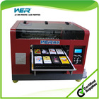 small plastic printing machinery, A3 size with eight colors and high resolution