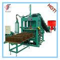 Bloco de cimento que faz a máquina/semi automática máquina de fazer tijolos/calçada de tijolos máquina pavimentadora máquinas