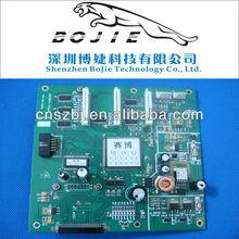 Wit color ultra 9000 printhead board as U9CBEH1-V3.pcb board for DX5 head