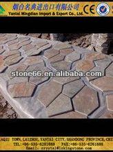 lz xiaqiu hotsale slate outdoor steps