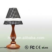 New Invention ! Electromagnetic levitating desk light, auro led bulb
