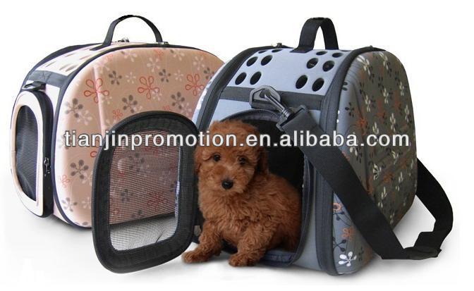 2014 new design pet products portable dog bag
