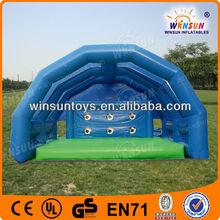 Popular inflatable Amusement basketball game