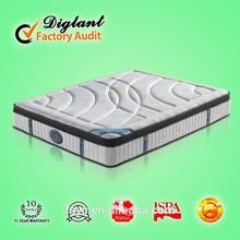 2013 Superior pocket sprung memory foam mattress