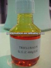 Trifluralin herbicide 48% EC 95%TC trifluralin 480g l EC