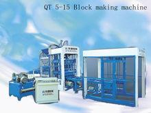 Blocco macchina qt5-15 buliding