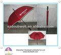 Guarda-chuva personalizado, 27 polegadas de abertura automática umlbrella promocionais