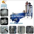 Guangxing automático completo de poliestireno expandido cuentas, la espuma que hace la máquina