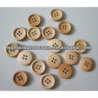 high quality wooden button/clothing accessories wooden buttons