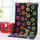 100% cotton jacquard beach towel multi-color beach towels wholesale(G3756)