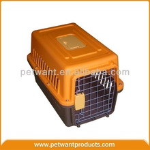 Collapsible Dog Cages PP Material Dog Transport Box For 10kg Pets