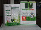 2013 kangdi hot sale Bamboo acupoint foot detox