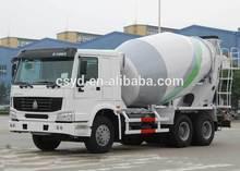 hot sale sinotruk howo A7 6x4 concrete mixer truck 336hp euro2