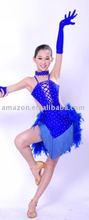 Costumes de danse latine wearadult/costume de danse/costumes du ballet
