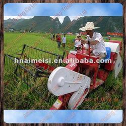 rice harvest machine/small rice combine harvester/paddy harvester/rice harvest machine