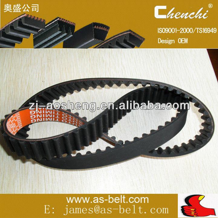 135YU25.4 Rubber Auto synchronized belt spare parts genuine parts Drive engine teeth belt (OEM NO.9428 CT787 )