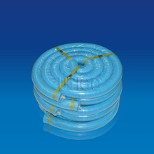 PVC flexible hose for vacuum cleaner equipment