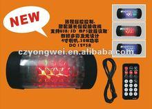4-inch sound system Subwoofer speaker YW-04 FM 12v 30w