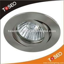 zinc alloy ceiling led lamp