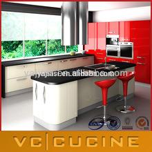Guangzhou 2014 newest design kitchen model