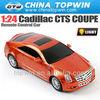 1 24 Cadillac CTS COUPE remote control car RC CAR [REC3756073] mini rc hummer cars