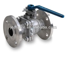API598 Cast Steel Fanged Ball Valve