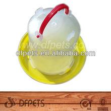 Plástico pet bebedor de frango kg 3 df-d004