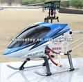 Superior de la venta del caballo del doble 9104 sola hoja flexible gyro helicóptero de control remoto