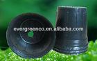 plastic plant pots/soft pots/one time use soft pots,cheap flower pot