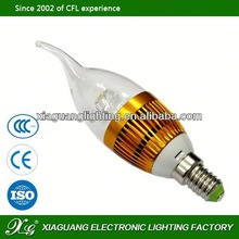 E14/E27 hot sales led ceiling lighting LED Candle