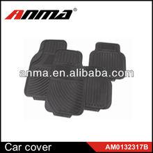 Universal rubber PVC car floor mat eva car trunk mat