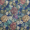 Polyester cotton jacquard fabrics floral design american textiles