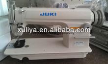 juki ddl 8500 usado segunda mão 2nd velho utilizado juki máquina de costura industrial