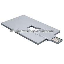 wholesale new cool design puzzle slide card usb flash drive