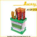 Gp-213, cr-v; herramientas de electricista, destornillador; la certificación del ce
