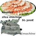 Chinês de carneiro máquina fatia de imagem e preço/de frango e carne de carneiro de corte da máquina