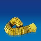 Portable PVC industrial ventilation ducting