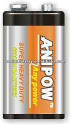 good price /high quality dry cell Battery 9V