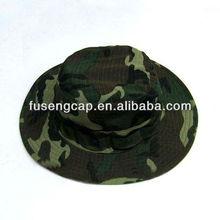 2012 Hot selling ladies camo boonie hats bucket hats