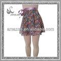 Anna SHI 2013 novo design flor saia de chiffon ballet exercício vestido