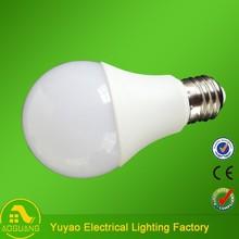 Zhejiang A60 E27 SMD LED bulb, light bulb, led light