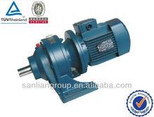 Cycloidal pin gear speed reducer