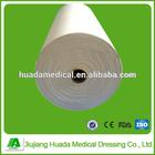 Medical gauze raw material 100% cotton absorbent jumbo roll gauze