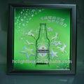 Lichtwerbung Bier und bier werbeschild schlank bier geführt zeichen
